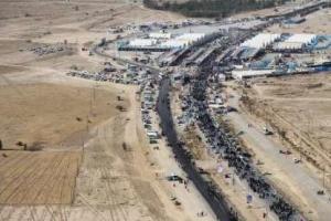 دردسر جدید پلیس در مرز مهران