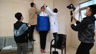 فیلم/ بلندقدترین دانش آموز چینی