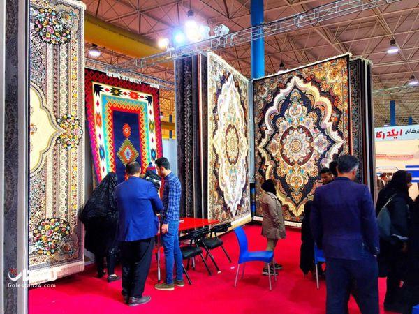 هجدهمین نمایشگاه تخصصی لوازم خانگی استان گلستان+گزارش تصویری