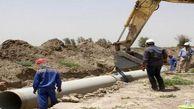 اجرای بیش از 110 کیلومتر خط انتقال و شبکه توزیع آب شرب در روستاهای استان گلستان