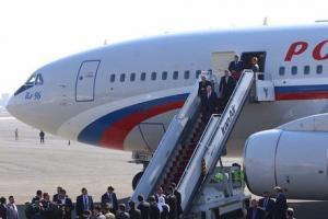 فیلم/ ویژگی های هواپیمای مخصوص پوتین