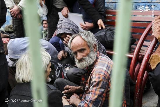 فیلم/ پاکسازی محلهای با ۲ هزار معتاد متجاهر