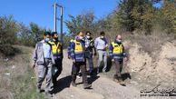 آسیب های وارده به شبکه برق روستای افراتخته علی آباد کتول بازسازی می شود