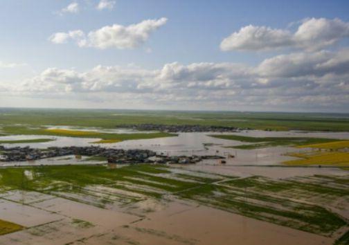 ۸ هزار پرونده خسارت کشاورزی منتظر تایید پژوهشگاه فضایی