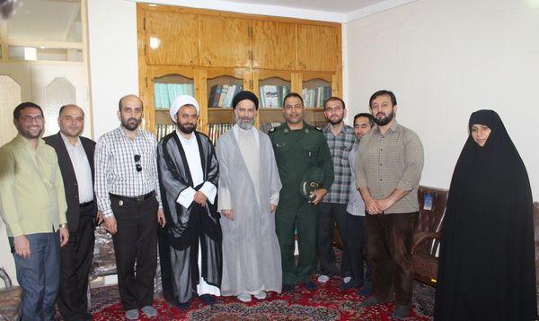افتتاحیه اولین گروه فرهنگی آستان قدس رضوی گلستان در کردکوی+تصاویر