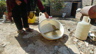 مردم روستای مامایی گرگان به جای  آب، گل می خورند!