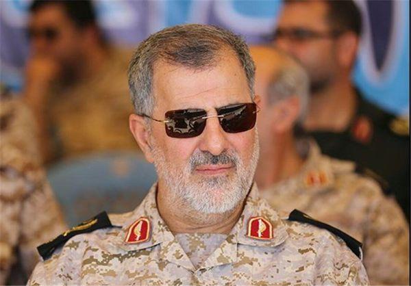 درگیری نیروهای سپاه با تروریستها در مرزهای کرمانشاه