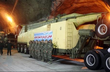 بازتاب وسیع شهر زیرزمینی موشکهای سپاه در رسانههایغربی