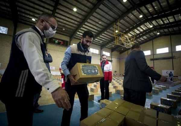 اجرای طرح « دستِ یار» در گلستان/ ۱۲۰۰۰ بسته معیشتی و بهداشتی بین نیازمندان توزیع شد