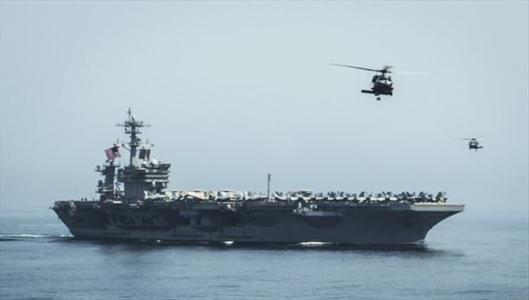 دو ناو آمریکا وارد منطقه شدند/ آمریکا: نگران ایرانیم اما هدف، ایران نیست
