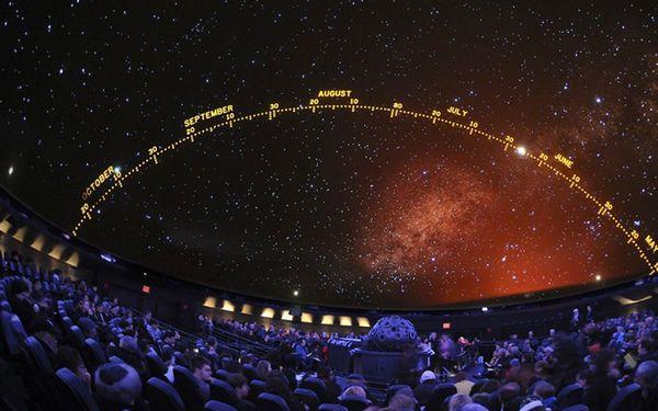 تیرماه؛ دومین آسمان نمای دیجیتالی درگلستان افتتاح می شود