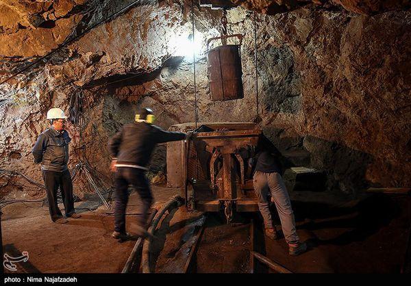 وقوع حادثه در معدن قشلاق گلستان