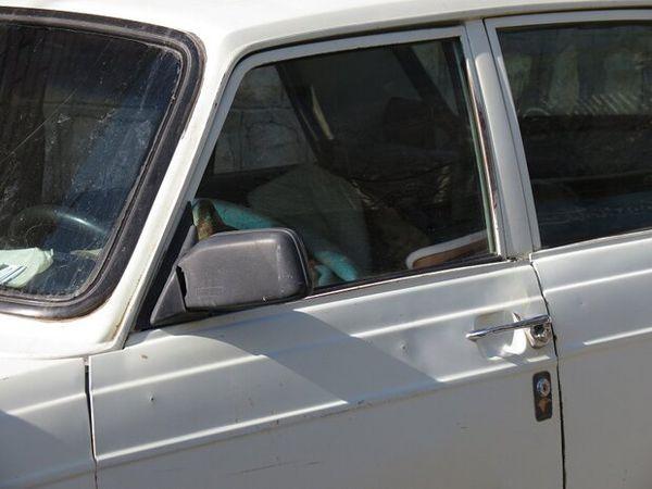 کشف جسد جوان ۲۸ ساله گرگانی در داخل خودرو