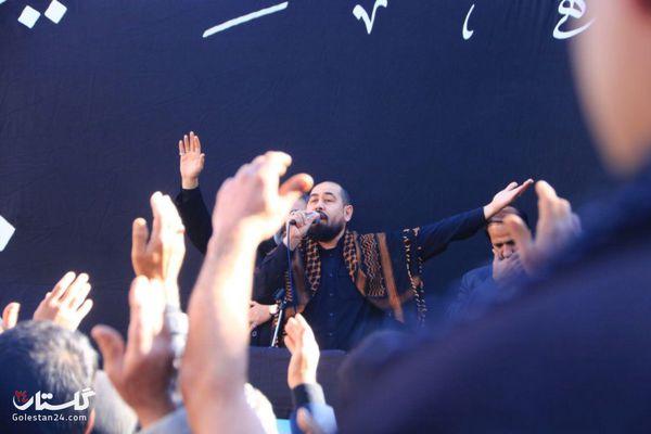تجمع هیئات مذهبی شهرستان گنبد کاووس به مناسبت شهادت حضرت زهرا(س)+گزارش تصویری