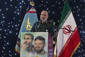 مراسم گرامیداشت شهید تهرانی مقدم و شهدای هوافضای سپاه