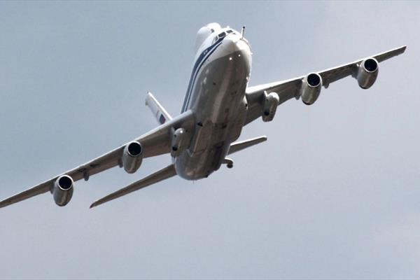 فیلم/ سوخت گیری ناموفق هواپیماها در آسمان!