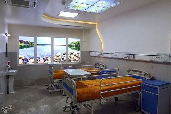بیمارستان شهدای ۱۲ دی گنبدکاووس تا پایان سال بازسازی میشود