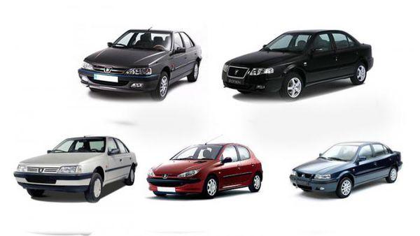 جدیدترین قیمت خودروهای داخلی / ۲۰۷ اتومات ۱۷۳ میلیون شد!