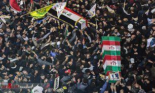 جزئیات کامل تشییع پیکر مطهر حاج قاسم سلیمانی در شهرهای مختلف ایران