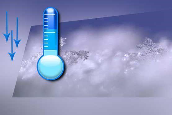 دمای هوای گلستان 8 تا 15 درجه کاهش یافت