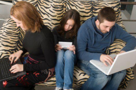 شبکه های اجتماعی طلاق