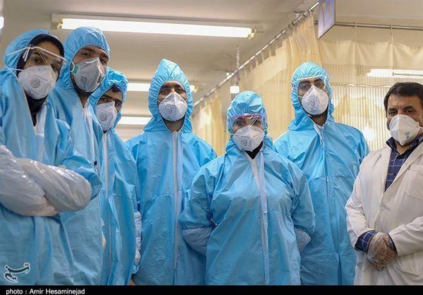 ابتلای ۳۵۰ پزشک و پرستار گلستانی به بیماری حاد تنفسی / ۶ پزشک حال نامساعد دارند