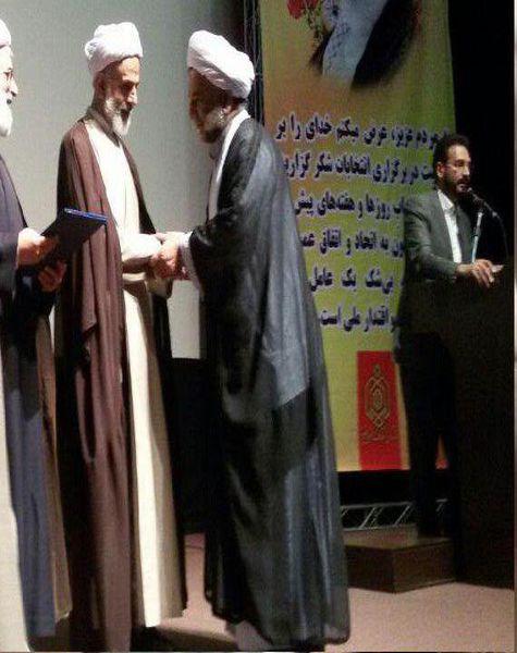 اداره کل اوقاف استان گلستان رتبه برتر کشور را کسب کرد