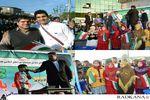 """برگزاری جشن انتخاباتی """"همه با هم"""" در کردکوی+تصاویر"""