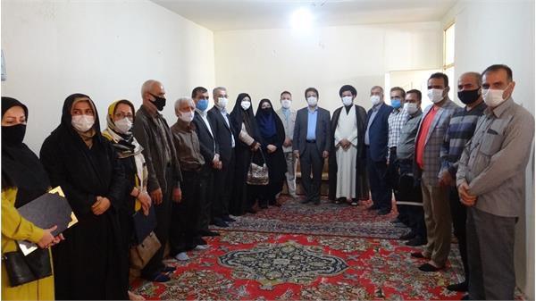 آیین اختتامیه جشنواره استانی خوشنویسی نماز و نیایش برگزار شد