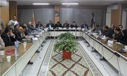 روزه سکوت اعضای شورای شهر گرگان در صحن علنی