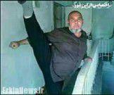 پیرمرد ترکمنی