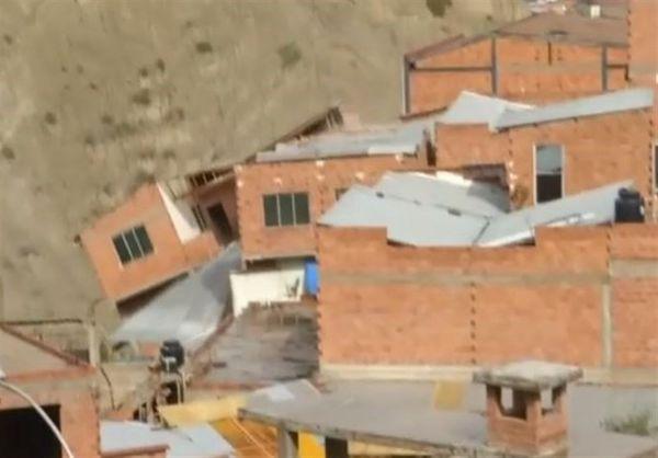 منازل مسکونی در مناطق رانشی گرگان تخلیه کنند