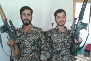شهادت دو برادر مشهدی مدافع حرم + عکس