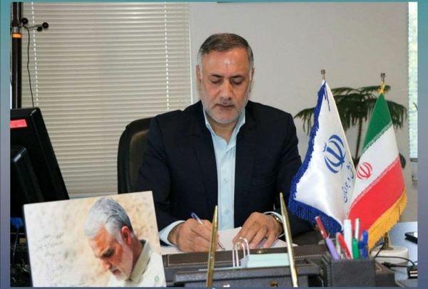 پیام تبریک مدیرکل ورزش و جوانان استان گلستان به مناسبت ولادت حضرت فاطمه (س)