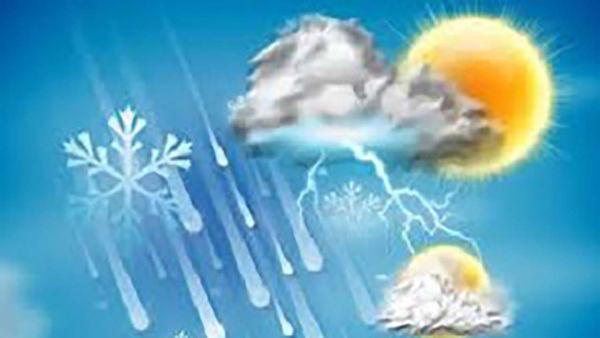 پیش بینی دمای استان گلستان، شنبه دهم آبان ماه