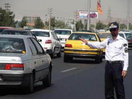 برگشت یک هزار و 624 دستگاه خودرو در ورودی های استان