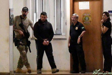 بازداشت ۱۰ داعشی قبل از حمله به المپیک +تصاویر
