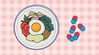غذاها چطور در اثربخشی داروها نقش دارند؟