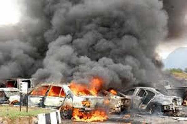 ۹۴ کشته و زخمی حاصل ۳ انفجار خونین در بغداد