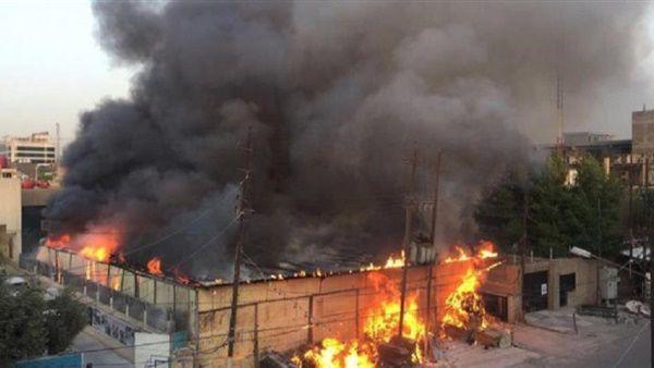 انفجار در کارخانه نئوپان گنبد!