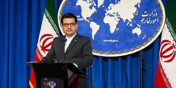 ایران تحریمهای آمریکا علیه چین و روسیه را محکوم کرد