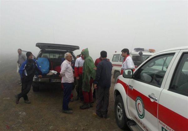 امداد رسانی به بیش از ۱۸۰ نفر در محورهای کوهستانی گلستان