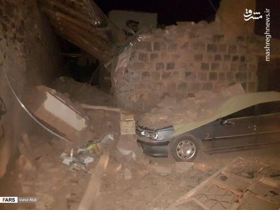 فیلم/ گزارش استاندار آذربایجان شرقی از وضعیت مناطق زلزله زده
