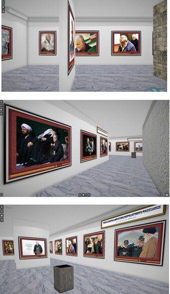 """نمایشگاه مجازی """"شهید سلیمانی، چهره بینالمللی مبارزه با تروریسم"""" طراحی شد"""