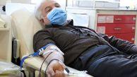 ذخایر خونی گلستان به ۴.۱ روز رسید