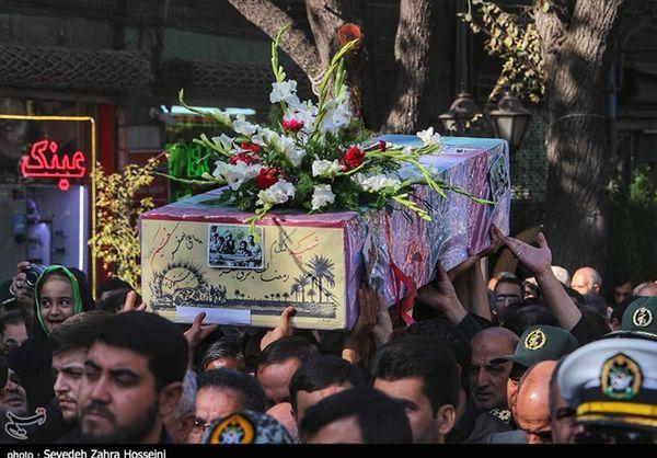 ۲ شهید گمنام دوران دفاع مقدس در دانشگاه آزاداسلامی گنبدکاووس خاکسپاری میشوند