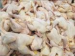 ضبط ۱۲۰ کیلوگرم مرغ غیر بهداشتی در رامیان