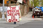ایمان به رویای آمریکایی در حال نابودیست .