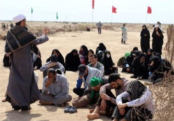 بازدید  فعالان رسانهای استان گلستان از مناطق عملیاتی جنوب