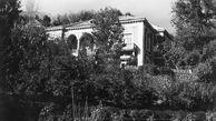عکس/ کاخ شمس پهلوی در مهر شهر کرج